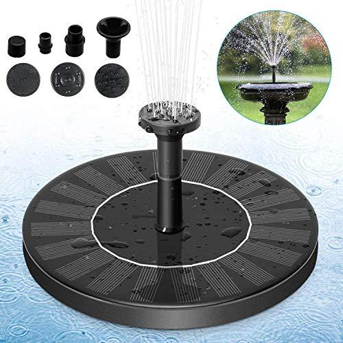 DARMAI Solar Fountain Pump, Free...