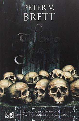 O Trono dos Crânios Ciclo dos Demónios - Livro 4