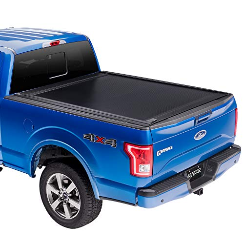 RETRAX RetraxONE MX Retractable Truck Bed Tonneau Cover | 60378 | Fits 2021 Ford F150 5' 7' Bed...