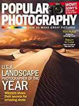popular photography magazine subscription renewal