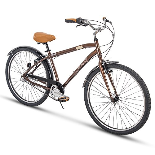 Huffy Mens Commuter Bike, Hyde Park 27.5 inch