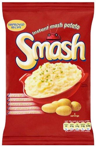 SMASH Instant Mash Kartoffel groß 176g (12Stück)
