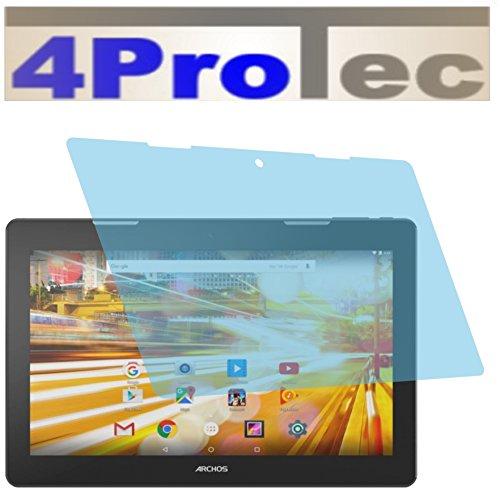 4ProTec I 2 Stück GEHÄRTETE ANTIREFLEX Displayschutzfolie für Archos 133 Oxygen Bildschirmschutzfolie