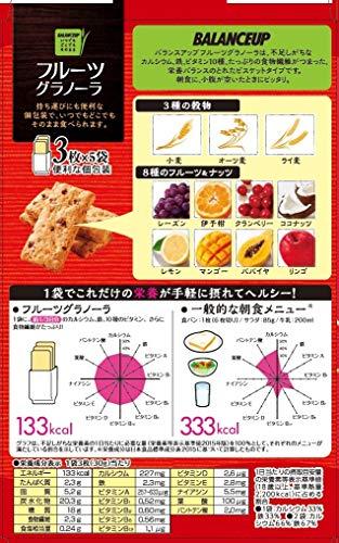 アサヒグループ食品バランスアップフルーツグラノーラ150g×5箱