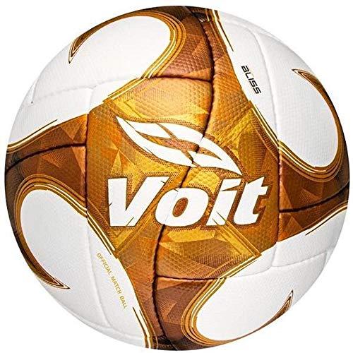 Voit Bliss Official Match Ball Liguilla - White-Gold 5