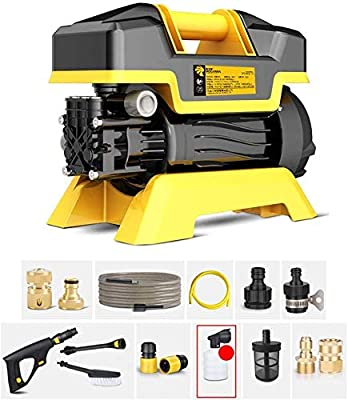 High Powered Pressure Washer Powerful 2000W Jet Wash For Car And Home Garden Patio Cleaner dljyy by dljxx
