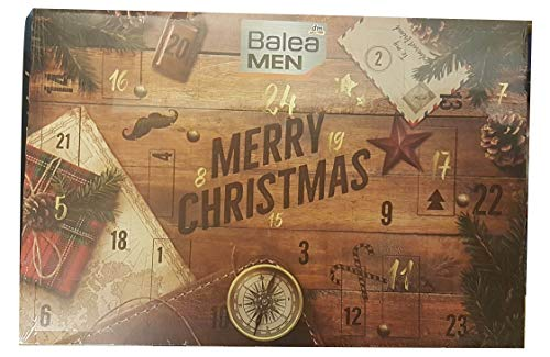 Balea Men - Man - Adventskalender 2019 - Advent Calendar - Herren - Beauty - Kosmetik - Limitiert