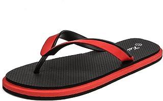 Men Sandals Mens Comfortable Thong Classic Flip Flops Beach Sandals Slipper Comfortable Solid Summer Beach Sandals Comfort...