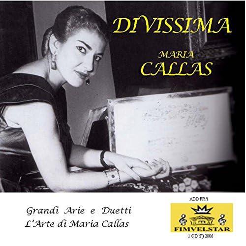 Maria Callas, Giuseppe di Stefano, Ebe Stignani, Vari & Varie