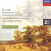 Elgar: Symphonies Nos. 1 & 2 / Cockaigne / In the South by SOLTI / LONDON PHIL ORCH (2002-11-21)