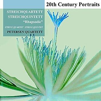 20th Century Portraits