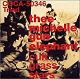 cult grass stars(Thee michelle gun elephant)
