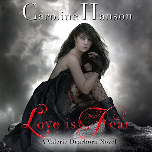 Love Is Fear audiobook cover art