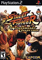 Street Fighter Anniversary Collection / Game