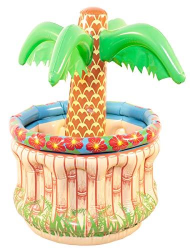 Cooler gonfiabile a forma di palma