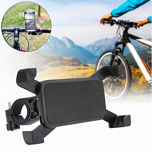 Universele Bike Phone houder houder, universeel Durable Motorcycle MTB fiets stuur mobiele GPS-standaard pak voor iPhone 3,5-6,5 inch scherm, voor fiets, motorfiets, mountainbike, straten BikeAdj