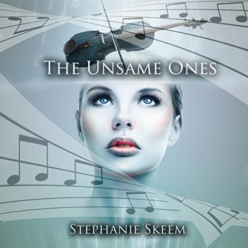 The Unsame Ones audiobook cover art