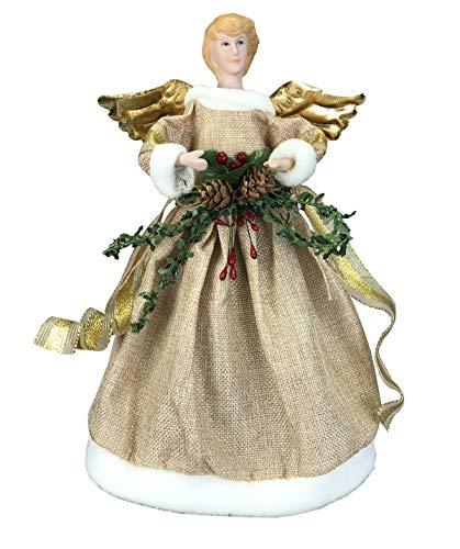 Selections - Figura Decorativa para árbol de Navidad (31 cm), diseño de Hada