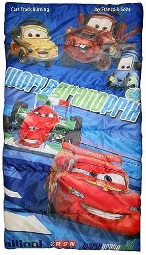Cars Indoor Slumber Bag in printed Drawstring Bag by Disney