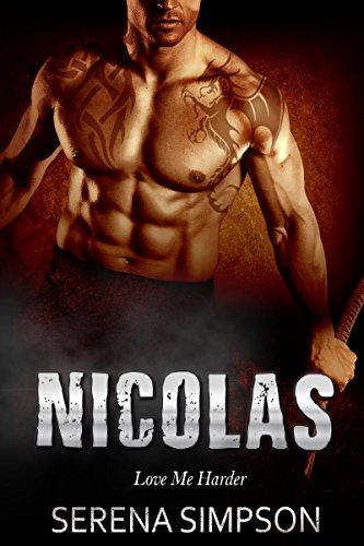 Book: Nicolas - Love me Harder by Serena Simpson