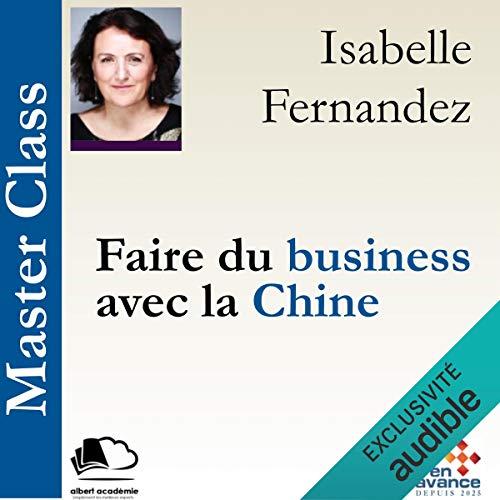 Faire du business avec la Chine cover art