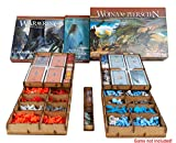 docsmagic.de Organizer Insert for War of The Ring 2nd Edition - Box Encarte
