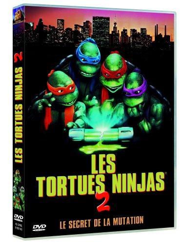 Les Tortues Ninja 2 : Le secret de la mutation Francia DVD ...