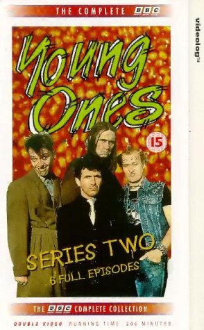 The Complete Young Ones - Series 2