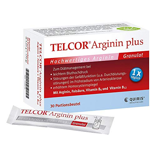 Telcor Arginin plus Granulat, 30 St