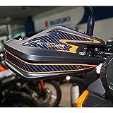 Adhesivos 3D protectores de manos compatibles con KTM Super Adventure S y R 2021
