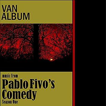 Pablo Fivo's Comedy Music from Season 1