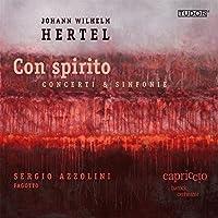 Con Spirito by JOHANN WILHELM HERTEL (2011-06-28)