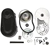 GO KART TORQUE CONVERTER for PREDATOR ENGINE, 6.5 HP 212CC 3/4'...