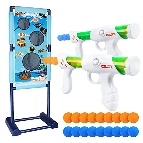 DX DA XIN Moving Shooting Targets Game Electric Scoring Target Kids Toy...