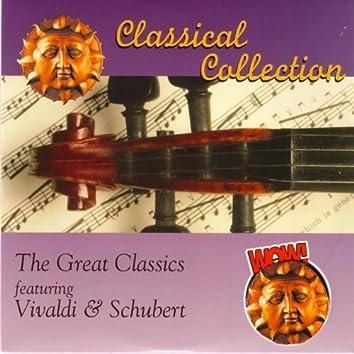 Wow-Classics Feat. Vivaldi & Schubert