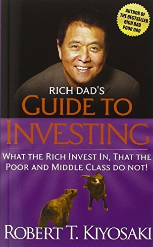 Rich Dad's Guide to Investing by Robert T. Kiyosaki (2011-09-15)