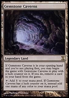 Magic: the Gathering - Gemstone Caverns - Time Spiral