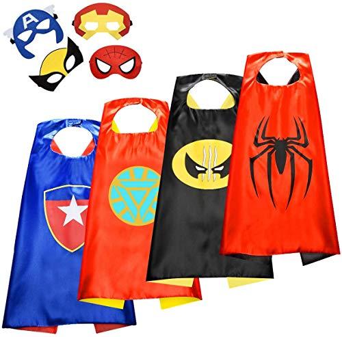 ATOPDREAM Cadeau Garcon 3-12 Ans, Deguisement Super Heros Enfant Jeux Enfants 3-8 Ans Costume...