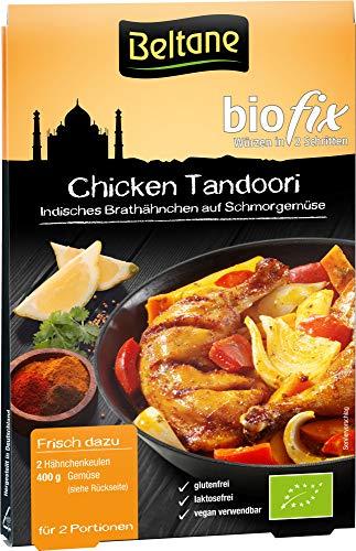 Beltane Bio biofix - Chicken Tandoori (6 x 21,50 gr)