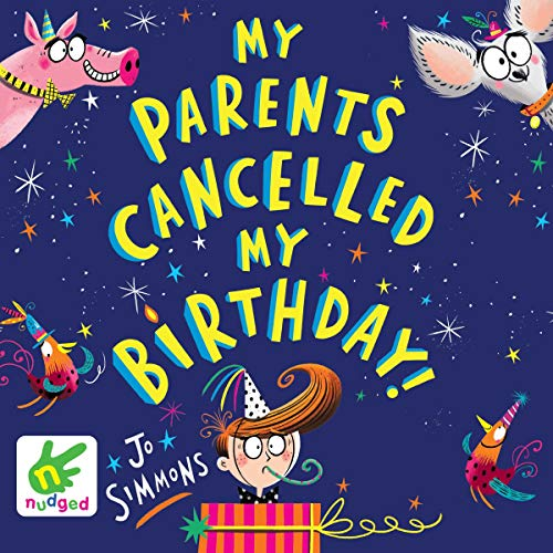 My Parents Cancelled My Birthday cover art