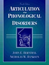 Articulation Phonological Disorders Cp Hb