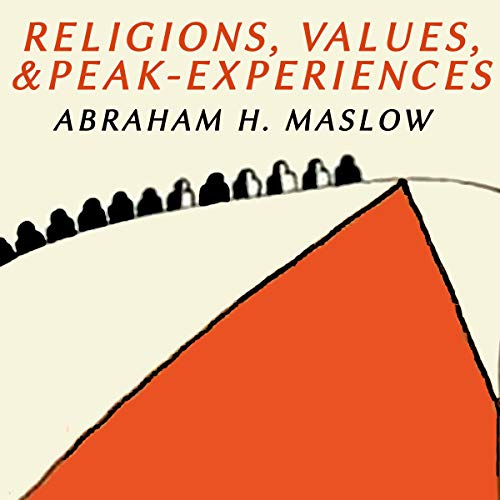 Religions, Values, and Peak-Experiences audiobook cover art