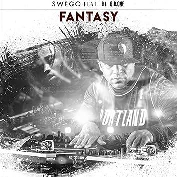 Fantasy (feat. DJ O.G.ONE)