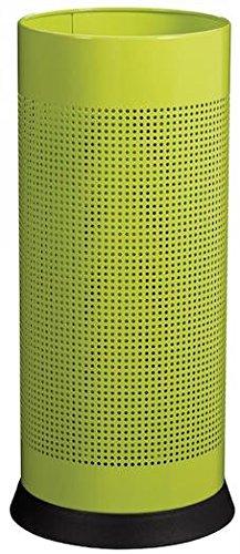 Rossignol 59101 KIPSO paraplubak geperforeerd metaal 28 L groen