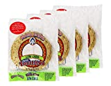 Mama Lupe Low Carb Tortillas 12.5oz Plus Get New Incredibly Delicious Home Style Recipes (Pack of 4)