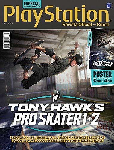 Superpôster PlayStation - Tony Hawks Pro Skater 1+2