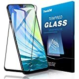 TopACE Screen Protector for Samsung Galaxy A21, 9H Hardness Tempered Glass [Scratch Resistant ][Bubble Free][HD][Case Friendly][High Responsivity] Compatible for Samsung Galaxy A21(Black)
