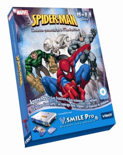 V.Smile - Jeu éducatif - Jeu Pro Spiderman