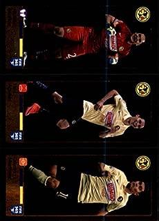 2015-16 Panini FIFA 365 Stickers #623 Moises Munoz 624. Paul Aguilar 625. Osvaldo Martinez
