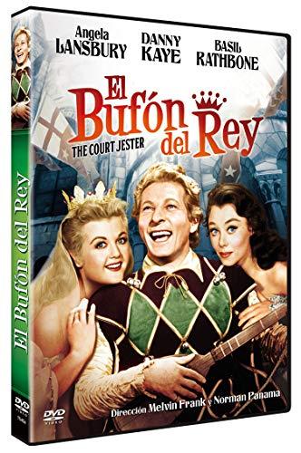 El Bufón del Rey DVD 1955 The Court Jester